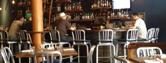 Martin's West is one of Top 100 Bay Area Bars (According to the SF Chron).