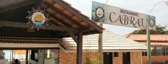 Restaurante Cabral is one of Locais curtidos por Mariana.