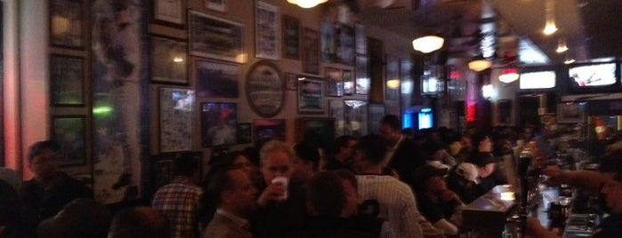 Yankee Tavern is one of Sports Bars-To-Do List.