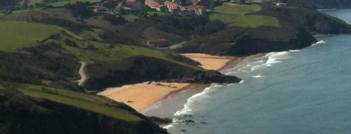 Playa de Xivares is one of Playas de España: Principado de Asturias.