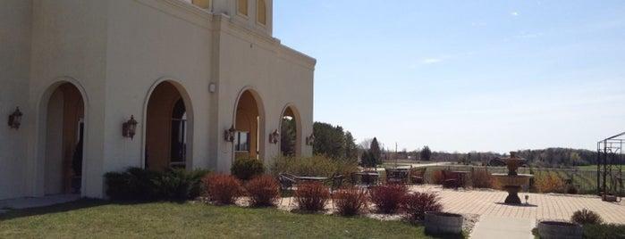 Parallel 44 Vineyard & Winery is one of Wisconsin Wineries.