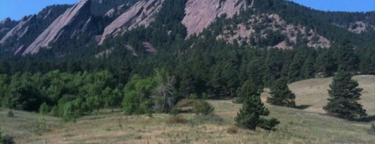 The Flatirons is one of Colorado.