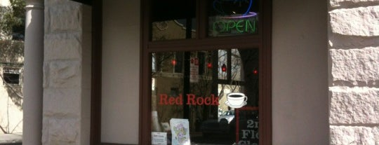 Red Rock Coffee is one of Orte, die Federico gefallen.