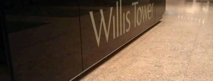 วิลลิสทาวเวอร์ is one of Traveling Chicago.