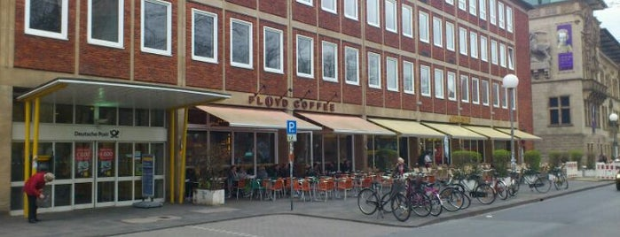 Floyd Coffee-Lounge is one of Top picks for Coffee Shops in Münster.