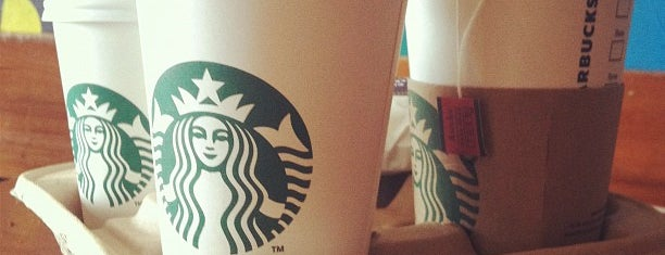 Starbucks is one of Lugares favoritos de Van Patten.