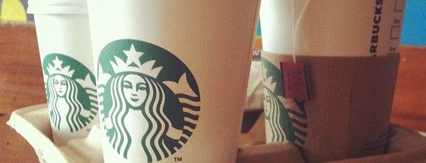 Starbucks is one of Van Patten 님이 좋아한 장소.