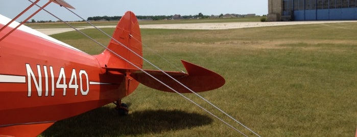 Popular Grove Vintage Wings & Wheels Museum is one of Aviation.