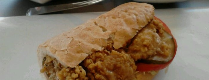 B S Po Boy Is One Of A Taste The World Ethnic Food In Indianapolis