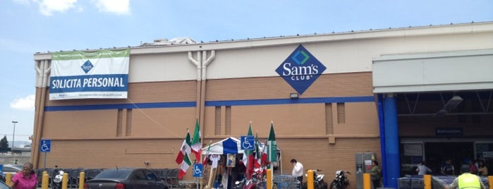 Sam's Club is one of Jorge 님이 좋아한 장소.