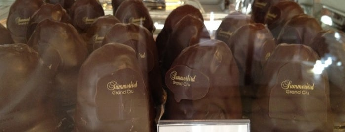 Summerbird Chocolaterie is one of Copenhagen.
