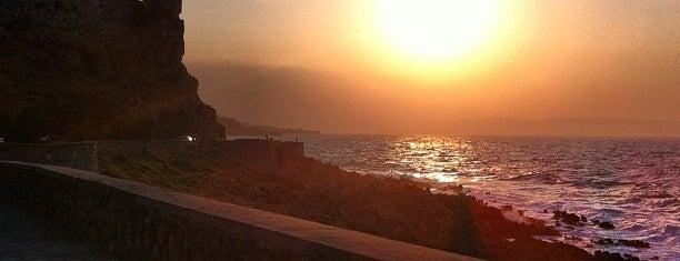 Фортецца is one of Crete.