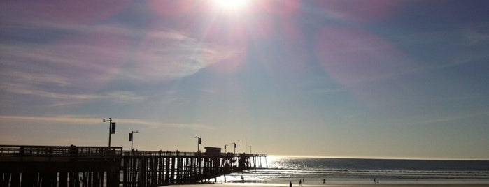 Pismo Beach Pier is one of California Favorites.