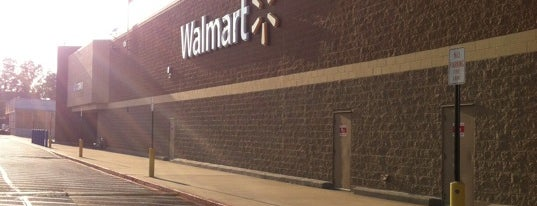 Walmart is one of Locais curtidos por Gary.