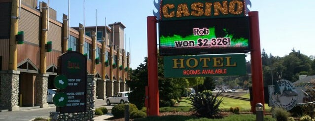 The Mill Casino is one of Orte, die Theresa gefallen.