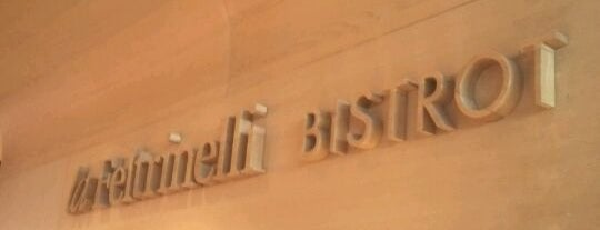 Bistrot Feltrinelli is one of Simply the best.