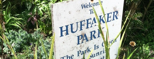 Huffaker Park is one of Cool Grey City of ❤.