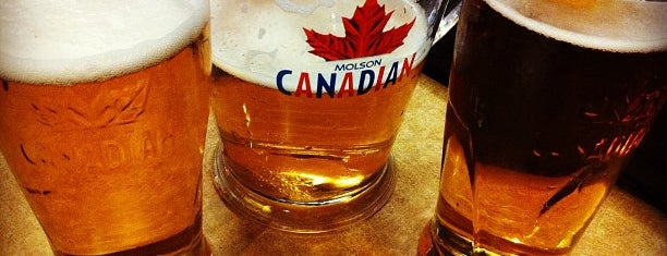 The Ram in the Rye is one of Molson Canadian Hockey House Bars.