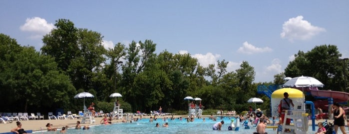 Smalley Pool is one of Consta : понравившиеся места.