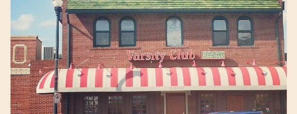 Varsity Club is one of Columbus.