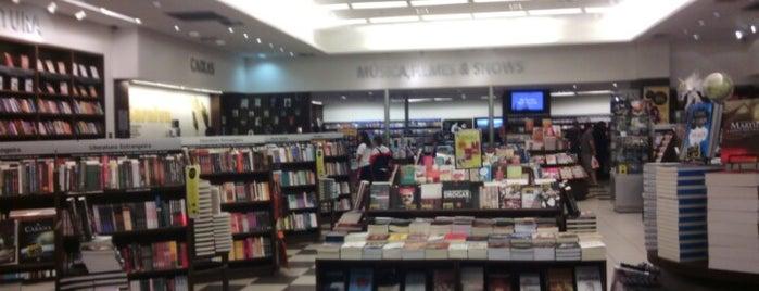 Livraria Saraiva is one of Posti che sono piaciuti a Elcio.