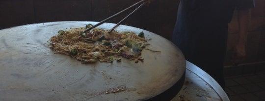 YC's Mongolian Grill is one of Orte, die Jason gefallen.
