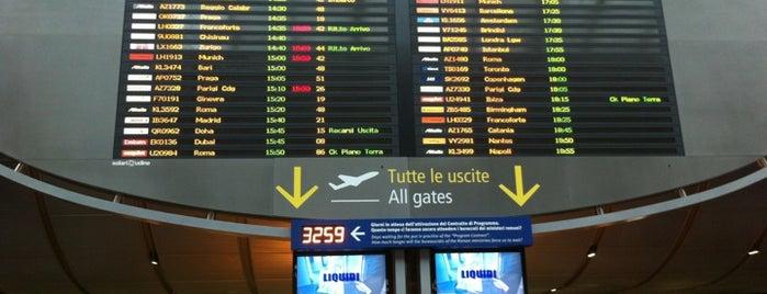 Aéroport de Venise-Marco Polo (VCE) is one of Part 1~International Airports....