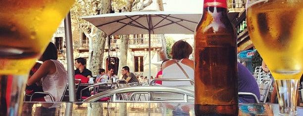 Plaça de la Concòrdia is one of Bars in Barcelona.