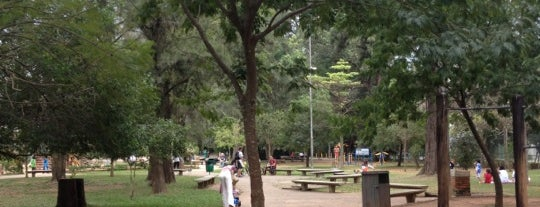 Parque Severo Gomes is one of Lugares favoritos de Joao.