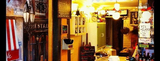Crêperie La Rue is one of ¡Mmmmmadrid!.