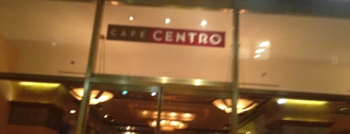Cafe Centro is one of Places.
