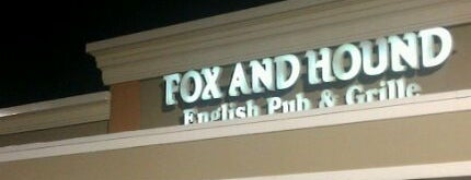 Fox & Hound Sports Tavern is one of Lieux qui ont plu à Dakota.