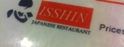 Isshin is one of Lieux qui ont plu à Shank.