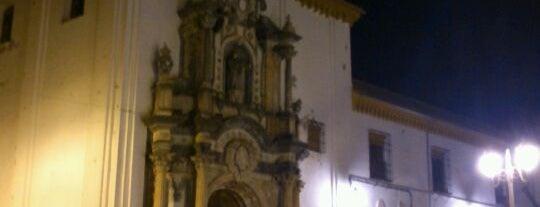 iglesia de San Juan de Dios is one of Que visitar en Lucena.