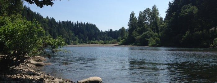Sandy River is one of Portland / Oregon Road Trip.