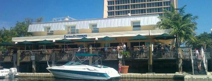 Coconuts Bahama Grill is one of Hollywood, FL.