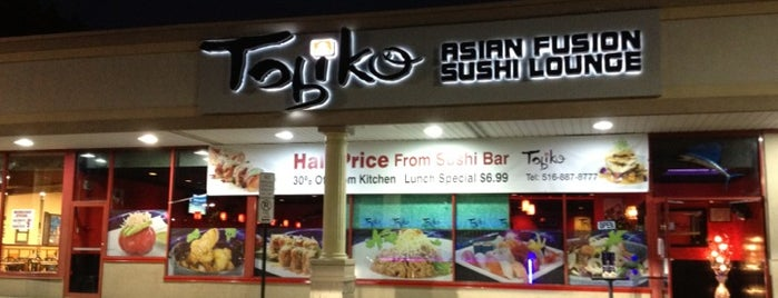 Tobiko is one of Restaurants.