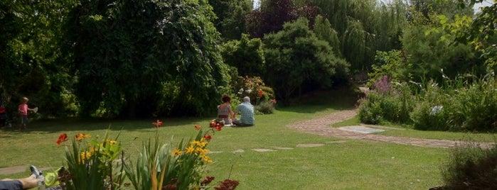 Culpeper Community Garden is one of London.
