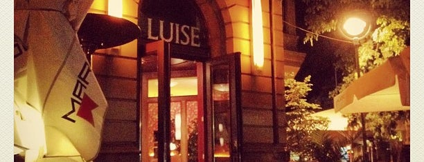 Luise is one of Leipzig.
