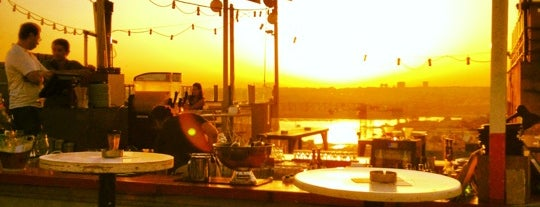 Balkon Bar is one of Istanbul trip.