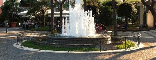 Piazza Marina is one of Ischia.
