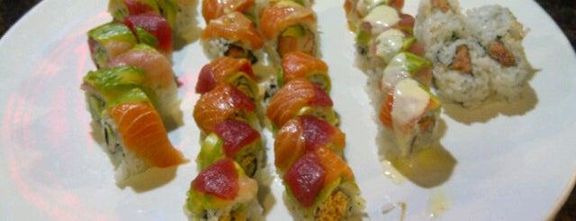 Sushi Basho is one of Locais curtidos por Amy.