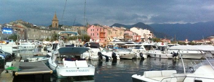 Port de Saint-Florent is one of Massimiliano : понравившиеся места.