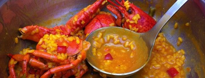 El Fogon iberico is one of Restaurantes que admiten cheques Gourmet.