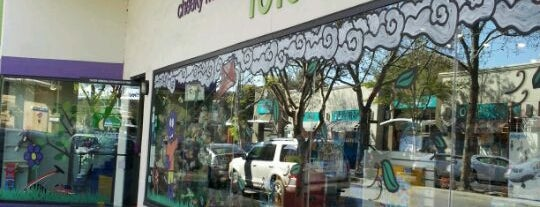 Cheeky Monkey Toys is one of Menlo Park.