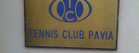 Tennis Club Pavia is one of Pavia: sport.