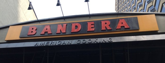 Bandera Restaurant is one of Open Kitchens - Chicago.
