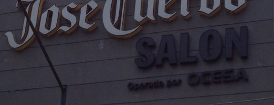 José Cuervo Salón is one of outsiders....