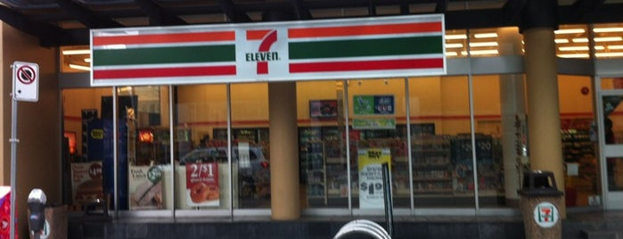 7-Eleven is one of Food and Traveling.