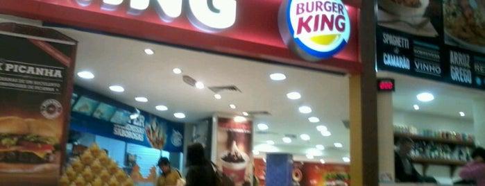Burger King is one of Orte, die Vinnicius gefallen.
